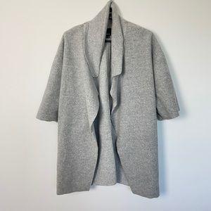 TWENTY oversized coat